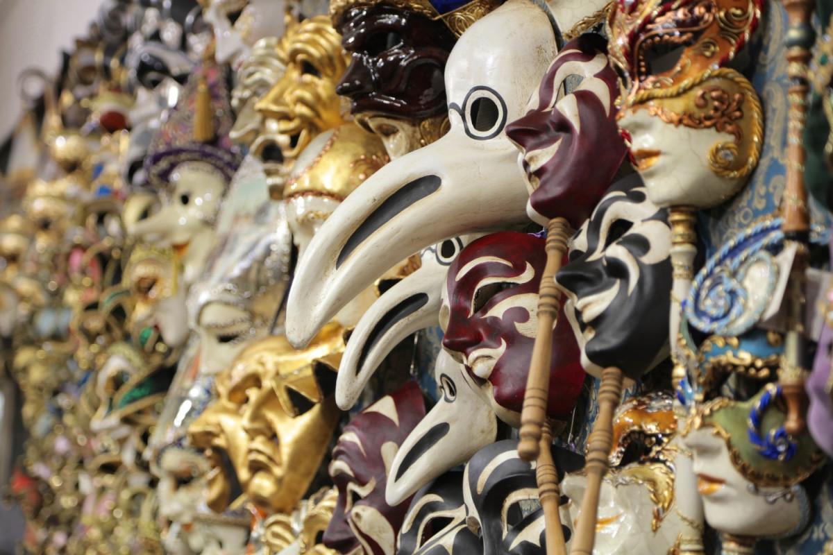 tagAlt.Carnival Treats Masks Venice Cover