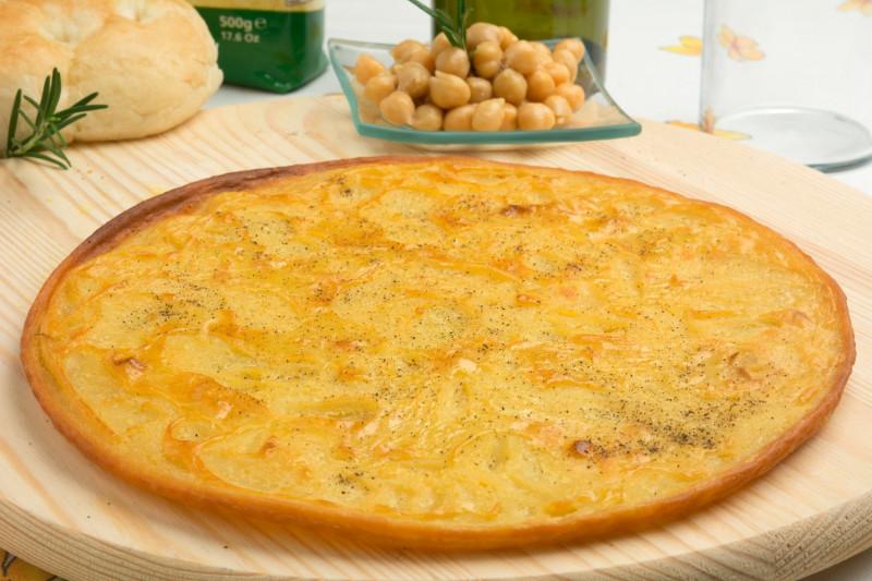 tagAlt.Chickpea Torta Smoked Eggplant cecina