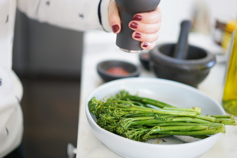tagAlt.Sautéed Broccolini with Garlic