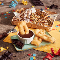 tagAlt.Chiacchiere Carnevale Special Treats 3
